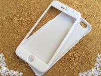 両面/iPhone6 plus/5.5インチ/ハード ケース/1個 2色有り