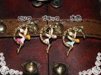 【単品】月に座る天使 ティンカーベル  3色有/1個