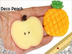 画像2: 【単品】大きなパイナップルのプラパーツ ぱいなっぷる